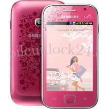 Simlock Samsung Galaxy Ace Duos La Fleur, GT-S6802