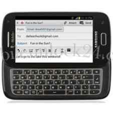 Simlock Samsung Galaxy S Relay 4G, SGH-T699