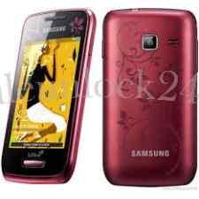 Simlock Samsung Wave Y La Fleur, GT-S5380