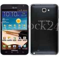 Unlock Samsung Galaxy Note SGH-i717, Galaxy Note 4G