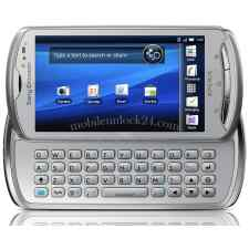 unlock Sony Ericsson Xperia pro, MK16i, MK16a, Iyokan