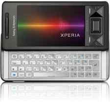 unlock Sony Ericsson Xperia X1, Venus, Xperia X1i, Xperia X1a