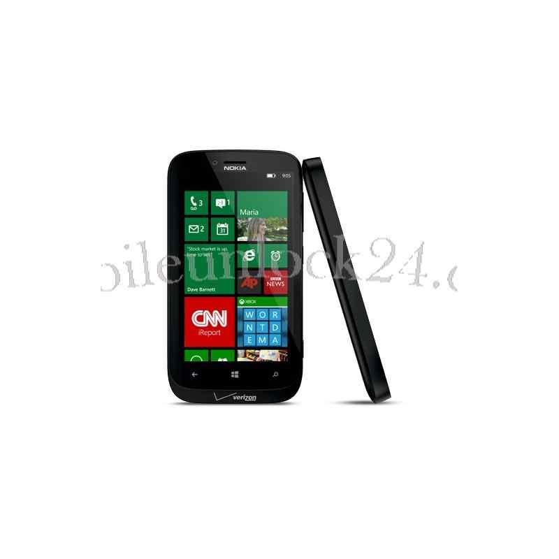 Unlock Nokia Lumia 822, Atlas