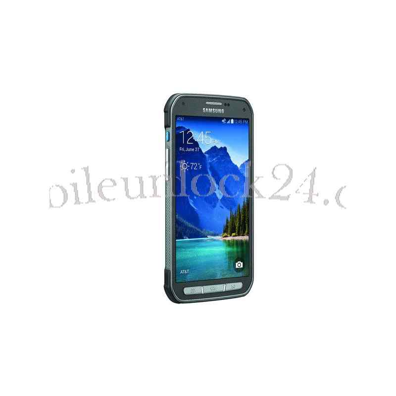 How to unlock samsung Galaxy S6 Active SMG890A by code