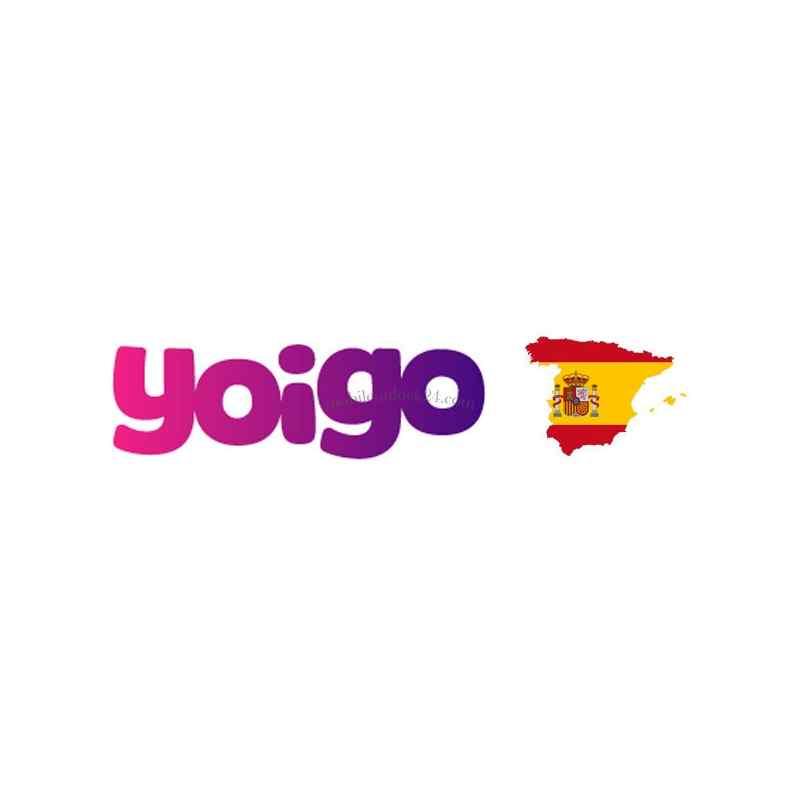 Permanently unlock iPhone network Yoigo Spain