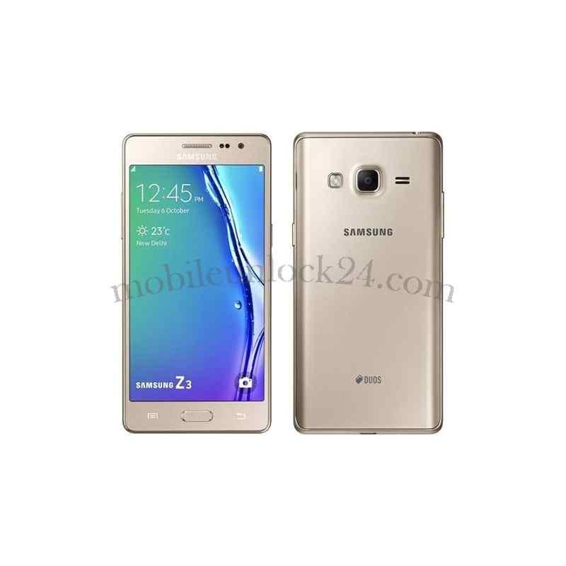 Samsung Z3 Entsperren
