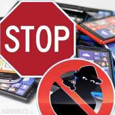 Check your phone: blocked, barred, stolen, blacklisted