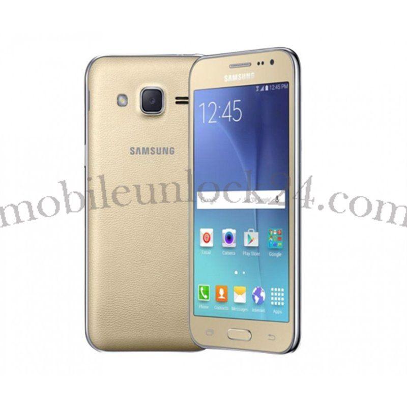 Debloquer Samsung Galaxy J2 Prime