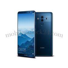 unlock Huawei Mate 10 Pro