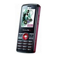Simlock LG GS200