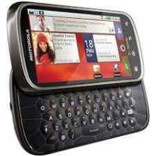 Unlock Motorola Cliq 2, Begonia